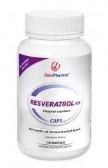 Zein Pharma Resveratrol, 120 Kapseln